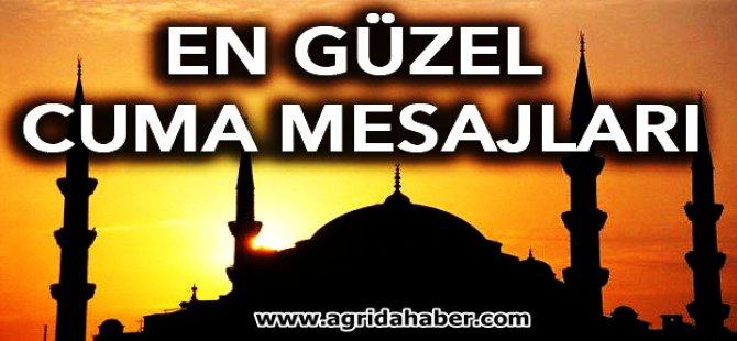 En Güzel Cuma Mesajları! Ayet ve Hadisler Cuma gününün Sünnetleri