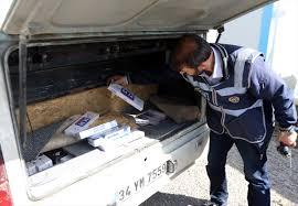Erzurum'da Kaçak Sigara Operasyonunda 15 Bin Paket Kaçak Sigara Ele Geçirildi