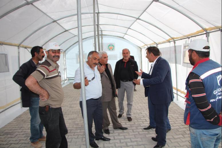 Karlıova'da Ramazan Yardımı