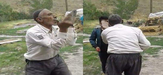 Ağrı'nın Fenomen Köylüsü:Kaçak Ekibine Sordu Ola Hani Kablo