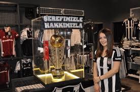Beşiktaş'ın Şampiyonluk Kupası Malatya'da !