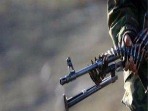 Tunceli'de Komando Bölüğüne Taciz Ateşi