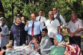 Bitlis'te Engelliler İçin Piknik Düzenlendi