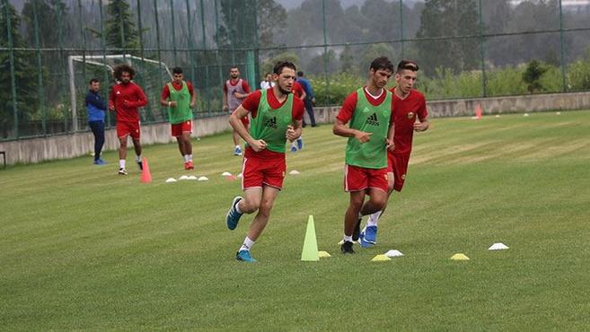 Evkur Yeni Malatyaspor Yeni Sezon Hazırlıklarını Sürdürüyor