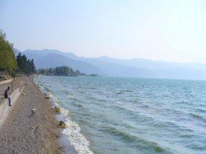 İznik Gölü Bir 'AİLE'yi Yuttu