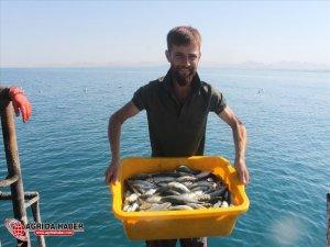 Van'da Balıkçılar Avlanma Sezonu Açtı