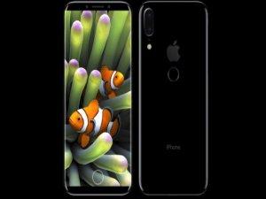 IPhone 8'in Ekranı Yüz Tarama Sistemli!