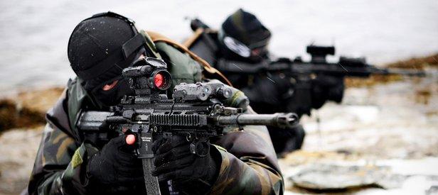 Hakkari'de Terör Operasyonu:2 Terörist Öldürüldü