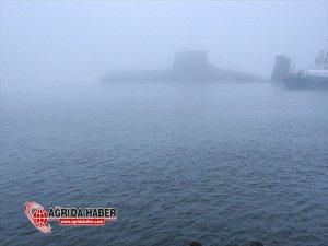 Kuzey Kore'nin 'Olağan Dışı Denizaltı Faaliyeti' Fırlatma Denemesi Tespit Edildi