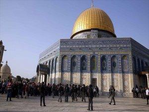 Yahudilerin Mescid-i Aksa'ya Yönelik İhlalleri Devam Ediyor
