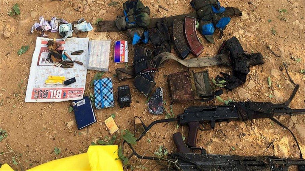 Tunceli'de 2 Terörist Öldürüldü
