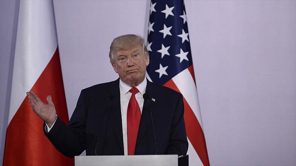 Trump, Kongre'nin Yaptırım Tasarısını Hem Eleştirdi Hem İmzaladı