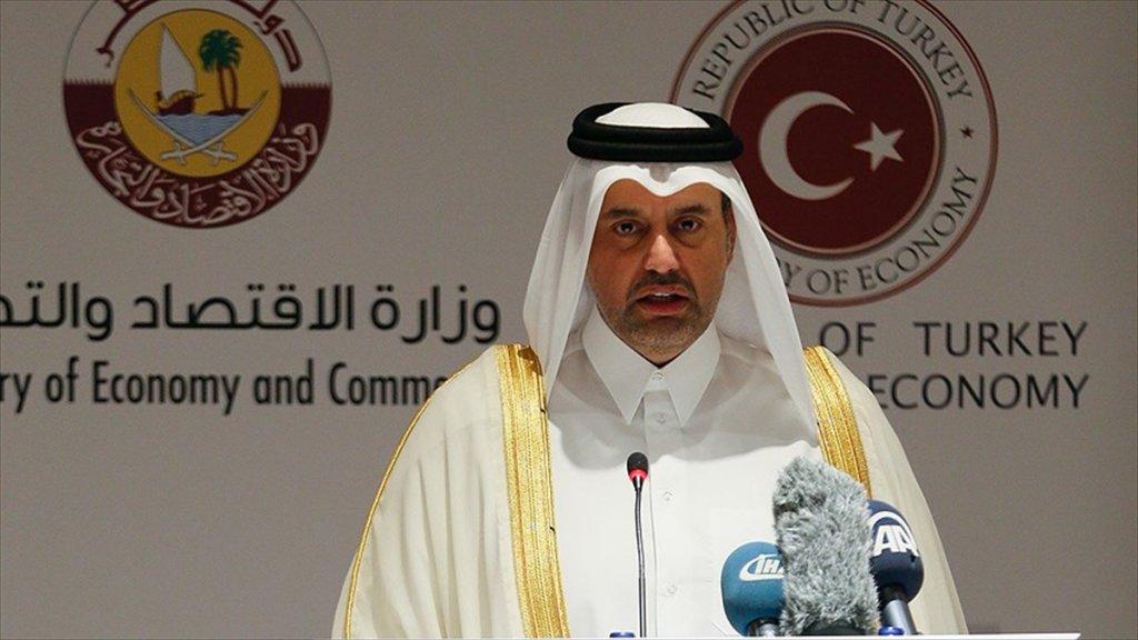 Katar Ekonomi Ve Ticaret Bakanı Al Sani: Türk Ürünleri, Katar Pazarında Kendini İspat Etmiştir