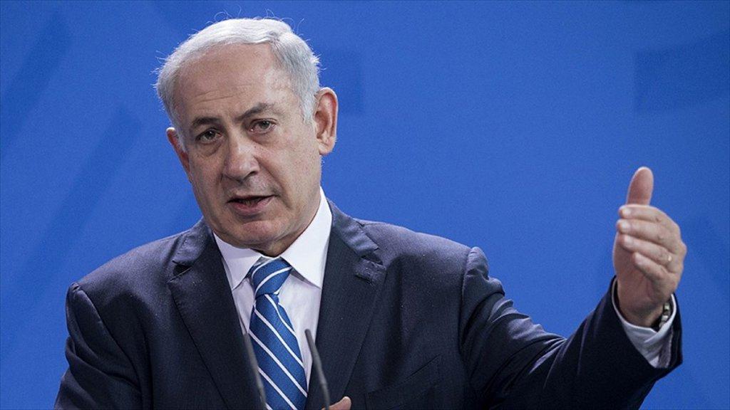 Netanyahu İşgal Altındaki Batı Şeria'da Yeni Konutların Temelini Attı