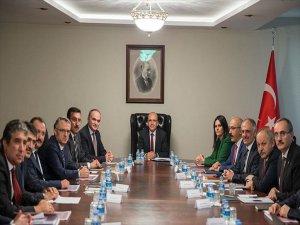 Ekonomi Koordinasyon Kurulu Toplanıp Toplantı Yaptı