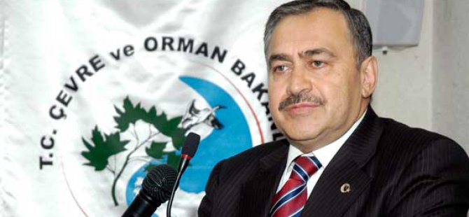 Orman ve Su İşleri Bakanı Prof. Dr. Veysel Eroğlu Ağrı'ya geliyor