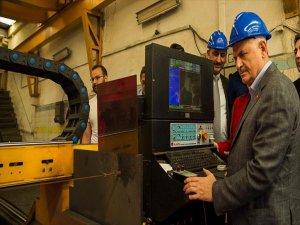 Başbakan Yıldırım'dan Ostim Esnafına Ziyaret Gerçekleşti