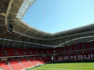 Samsun'da 'Süper Kupa' Maçı