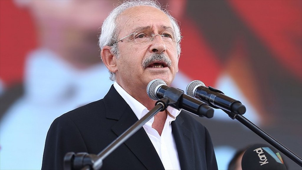 Kılıçdaroğlu: Türkiye Cumhuriyetini Payidar Kılmak İçin Hep Birlikte Üretip Çalışacağız
