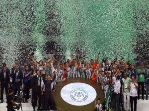 Atiker Konyaspor Süper Kupa'nın sahibi oldu