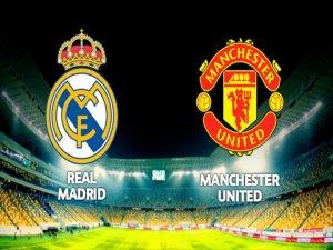 Real Madrid İle Manchester United Tarihinde 11. Kez Karşılaşıyor
