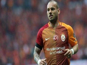 Sneijderin Yeni Takımı Belli Oldu