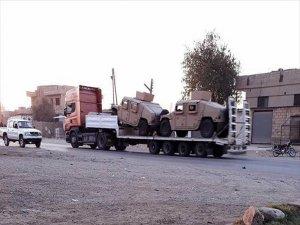 Abd'den Terör Örgütü Pkk'ye Askeri Yardım Sürüyor