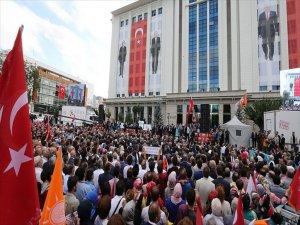 Ak Parti 16'ncı Kuruluş Yıl Dönümünü Kutlayacak