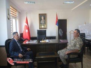 Vali Elban'dan Hayırlı Olsun Ziyareti