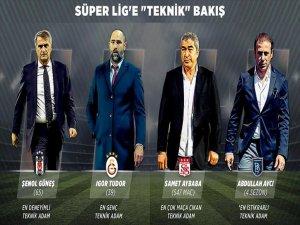 Süper Lig'e 'Teknik' Açıdan Bakış