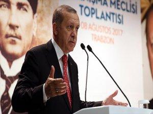 Cumhurbaşkanı Erdoğan: Artık Eski Türkiye Yok, Bu Türkiye Yeni Türkiye