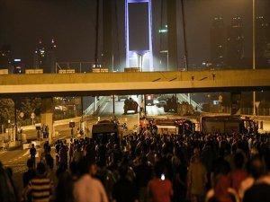 15 Temmuz Şehitler Köprüsü'nde ki Olaylara İlişkin Hazırlanan İddianame Kabul Edildi