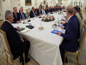 Başbakan Yıldırım Türk-iş Başkanlar Kurulunu Kabul Etti