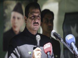 'Türkiye Pakistanlı Kardeşleriyle Omuz Omuza'
