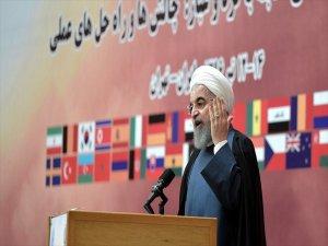 Ruhani'den 'Nükleer Anlaşmadan Çekilme' Tehdidi
