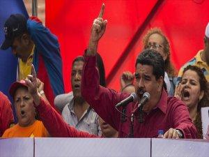 Trump'ın İması Venezuela Devlet Başkanı Maduro'yu Harekete Geçirdi