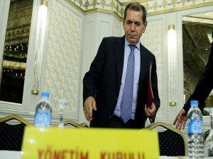 Dursun Özbek'ten Eleştirilere Tepki Verdi