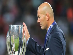 Zidane, Real Madrid'de Kendini Aştı