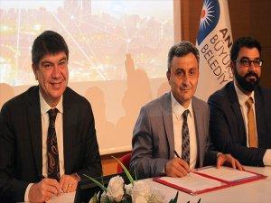 Antalya'da Hayata Geçirilecek 'Akıllı Kent Uygulaması' Protokolü İmzalandı