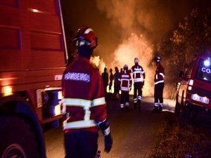Portekiz'de Orman Yangınları Nedeniyle Afet Durumu İlan Edildi