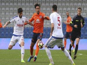 Medipol Başakşehir, Kardemir Karabükspor'la Karşılaşıyor