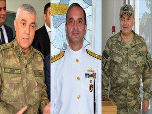 Güvenlik Güçleri ve Askeriye'de Atamalar Yapıldı