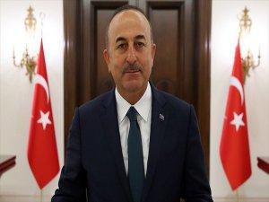 Çavuşoğlu'ndan Irak'a Ziyaret