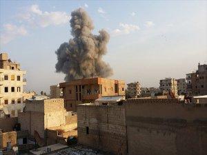 Rakka'da 1 Saatte 78 Sivil Öldürüldü