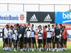 Beşiktaş, Bursaspor Maçına Hazırlanıyor