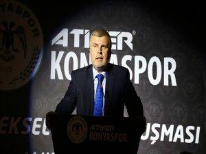 Konyaspor Başkanı Ahmet Şan Görevi Bıraktı