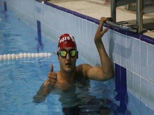 Engelli Milli Yüzücünün Hedefi Manş Denizi'ni Aşmak