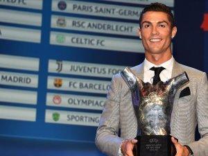 Yılın Oyuncusu Ronaldo