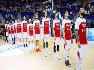 A Milli Erkek Basketbol Takımı'nda Aday Kadro 13 Kişiye İndi
