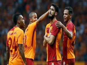 Galatasaray Namağlup Devam Ediyor